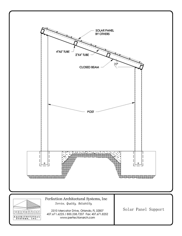 Solar Framing   Solar Panel Structures   Photovoltaic Panels ...