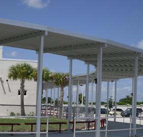 Flat Roof Canopy Flat Roof Aluminum Canopy Flat Roof